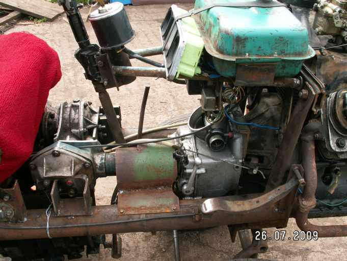 Мини трактор с мото днепр обзор вом